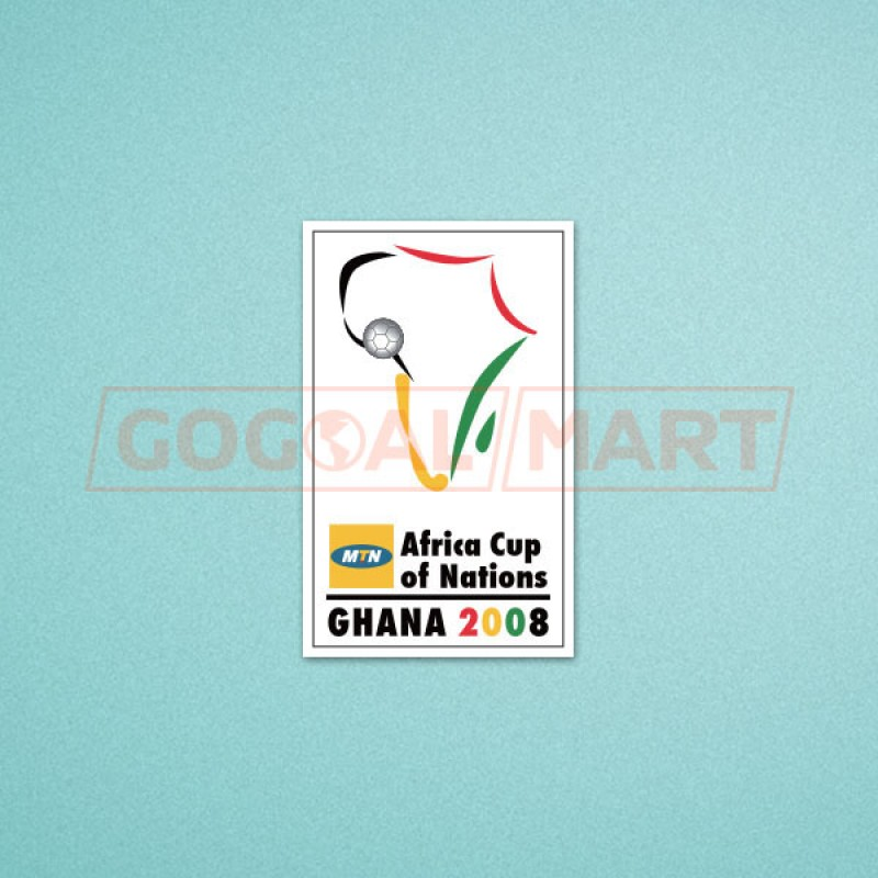 Africa Cup of Nations 2008 Soccer Patch / Badge