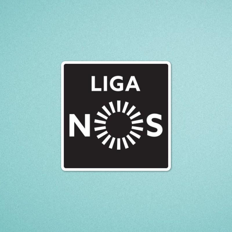 Primeira Liga Nos 2015-2018 Soccer Patch / Badge