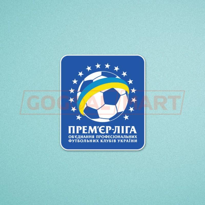 Ukrainian Premier League 2012-2015 Soccer Patch / Badge