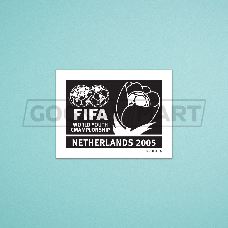 FIFA World Youth championship 2005 Soccer Patch / Badge