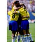 Brazil 1994 Bebeto #7 World Cup Homekit Nameset Printing