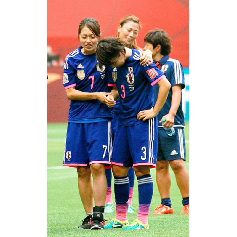 FIFA Women's World Cup 2015 & Live Your Goals Soccer Patch / Badge