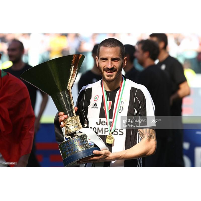 Juventus 2016-2017 Jeep COMPASS Soccer Sponsor