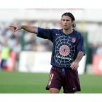 Atletico Madrid 2004-2005 Spider-Man2 Away Soccer Sponsor