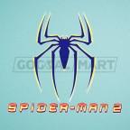 Atletico Madrid 2004-2005 Spider-Man2 Home Soccer Sponsor